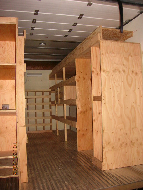 Wolf Industries, Inc. - Shelving - Photo Gallery