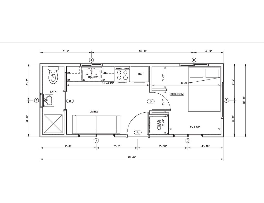 Tiny house floor plans that are state approved for wa or for Washington state approved house plans