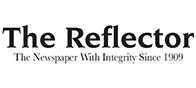 The Reflector logo
