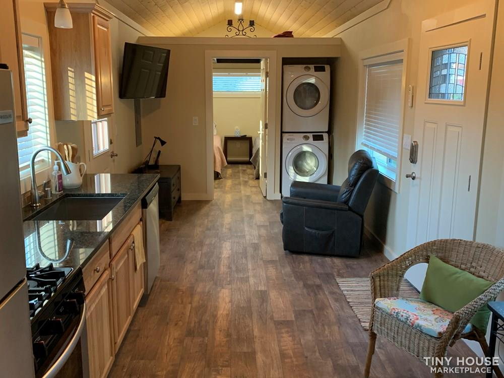 tiny home used instead of assisted living in Brush Prairie
